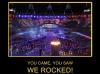 2012 London Olympics Closing Ceremony